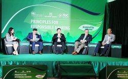 """Голомт банк Монгол Улсаас анх удаа UNEP FI-д нэгдэн """"Хариуцлагатай банкны зарчмууд""""-ыг гаргалаа"""