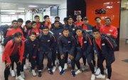 Сингапурын баг Монголд ирлээ