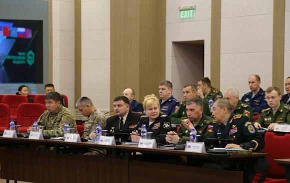 """""""Аравт"""" морин цэргийн уралдааны ОУ-ын төлөвлөлтийн бага хурал болж байна"""