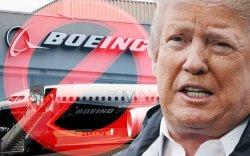 """Дональд Трамп """"Boeing 737 Max"""" онгоцнуудыг хориглолоо"""