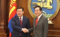 Г.Занданшатар: БНСУ-ын Ерөнхий сайд Ли Наг Ён-ыг хүлээн авч уулзлаа