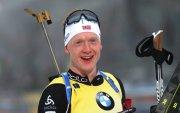 Норвегийн Й.Бьо анх удаагаа ойрын зайн төрөлд түрүүлэв