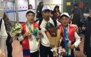 Тусгай олимпоос Монголчууд 3 алт, 7 мөнгө, 9 хүрэл медаль хүртэв