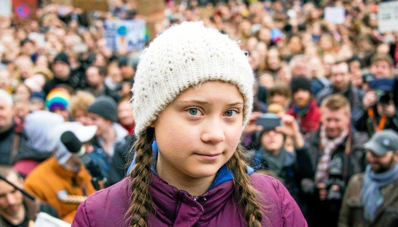 Нобелийн шагналд нэр дэвшигч 16 настай Грета Тунберг