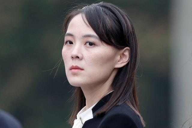 Ким Жон Уны дүү парламентын гишүүнээр сонгогджээ