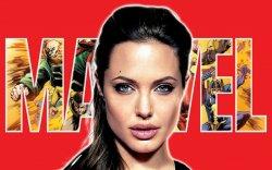 """Анжелина Жоли """"Marvel""""-ийн кинонд тоглож магадгүй"""