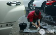Авто угаалгын газар хоногт хоёр тонн хүртэл ус ашигладаг
