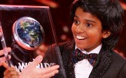 12 настай Энэтхэг хүү нэг сая долларын эзэн болов