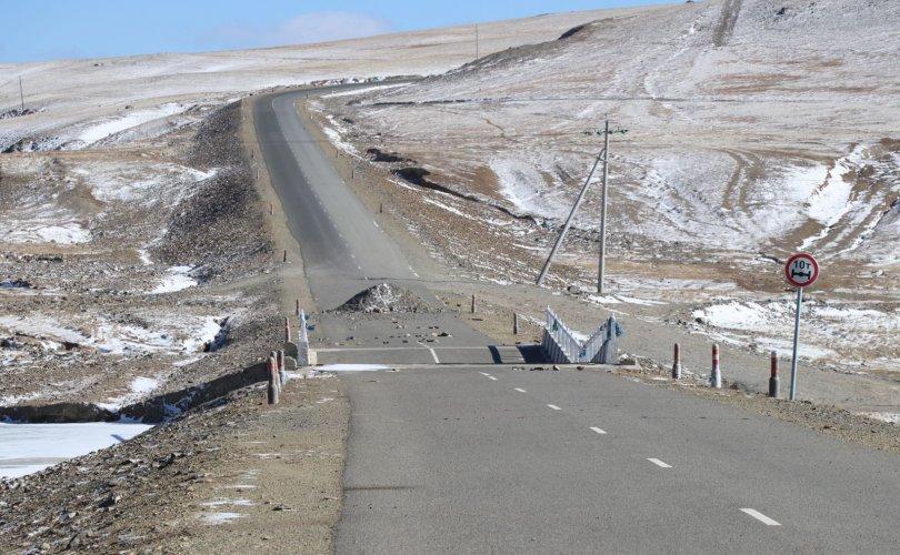 Улаанбаатар-Дархан чиглэлийн замыг долоон сар хэсэгчлэн хаана