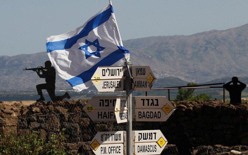 Голаны өндөрлөг албан ёсоор Израилын газар нутаг боллоо