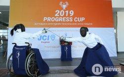 Тэргэнцэртэй баатрууд паралимпийн эрх авахаар бэлдэж байна