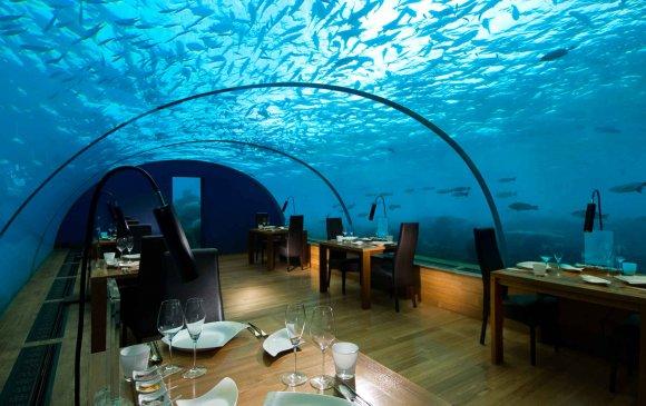 "Европын анхны усан доорх ресторан ""Under"""