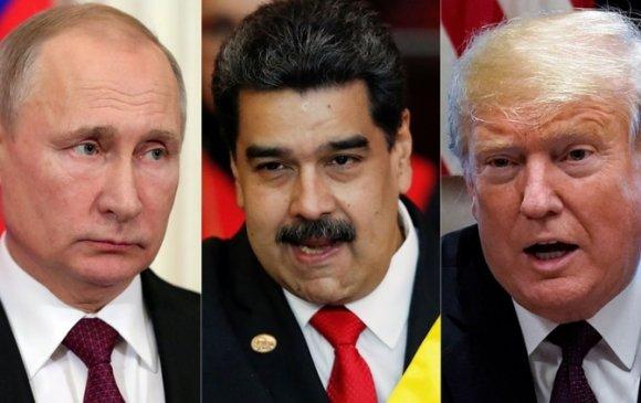 Трамп: ОХУ Венесуэлээс цэргээ даруй гаргах ёстой
