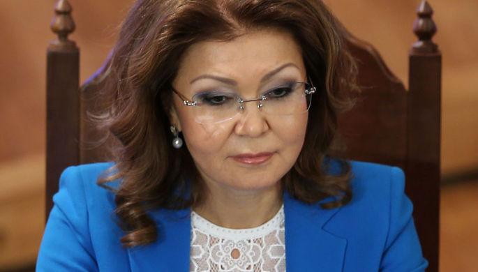 Назарбаевын охин Казахстаны Сенатын танхимын дарга боллоо