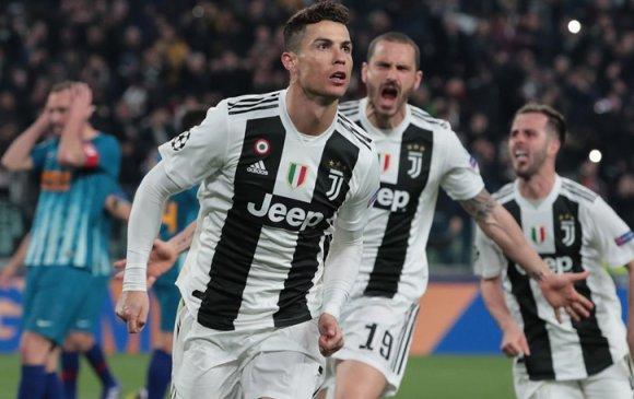 """К.Роналдо хет-трик хийж, """"Ювентус"""" дунд шөвөгт шалгарав"""