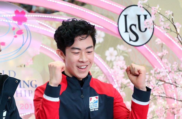 Америкийн Н.Чен рекордыг шинэчлэн алтан медаль хүртлээ