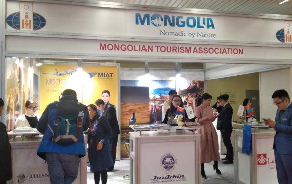 """""""Митт 2019"""" олон улсын аялал жуулчлалын үзэсгэлэнд Монгол улс анх удаа оролцлоо"""
