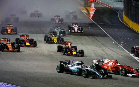 Формула-1 уралдааны улирлын өмнө