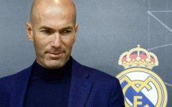 З.Зидан Реал Мадридыг удирдана