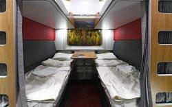 РЖД компанийн сайжруулсан галт тэрэг анхны аялалдаа гарлаа