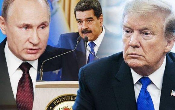"""""""АНУ-аас ялгаатай нь Орос улс хэнийг ч айлган сүрдүүлээгүй"""""""