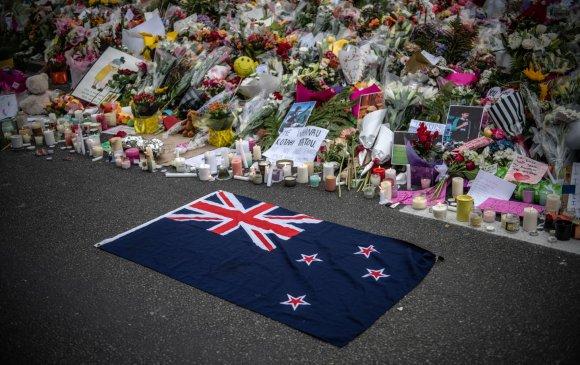 """Шинэ Зеландын """"хар өдөр"""""""