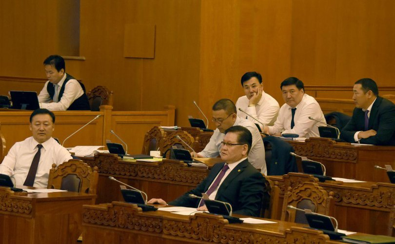 Ж.Ганбаатар: Хувийн хэвшлийг тоохгүй, төрийн албыг хэт их хамгаалсан заалт байна