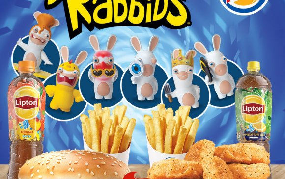 Бургер Кингийн хүүхдийн багцны тоглоом хүүхдэд аюулгүй