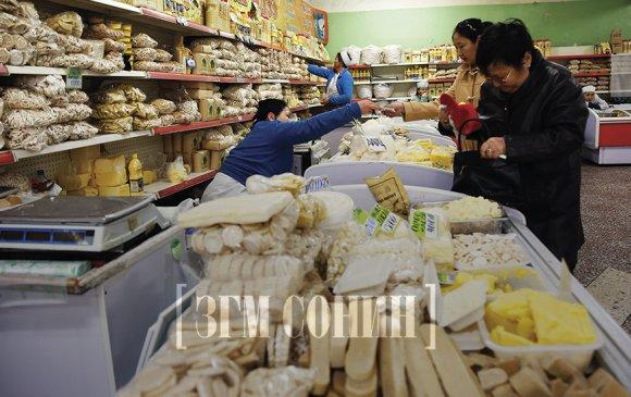 20 мянгаар ааруул худалдан авдаг 60 сая малтай Монгол
