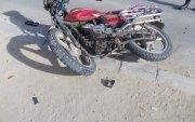 Мотоцикль онхолдож,  27 настай залуу амиа алджээ