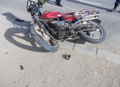 Мотоцикльтойгоо онхолдож,  27 настай залуу амиа алджээ