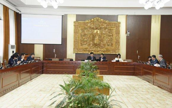 ЭЗБХ: Хуулийн төслийн анхны хэлэлцүүлгийг хийлээ