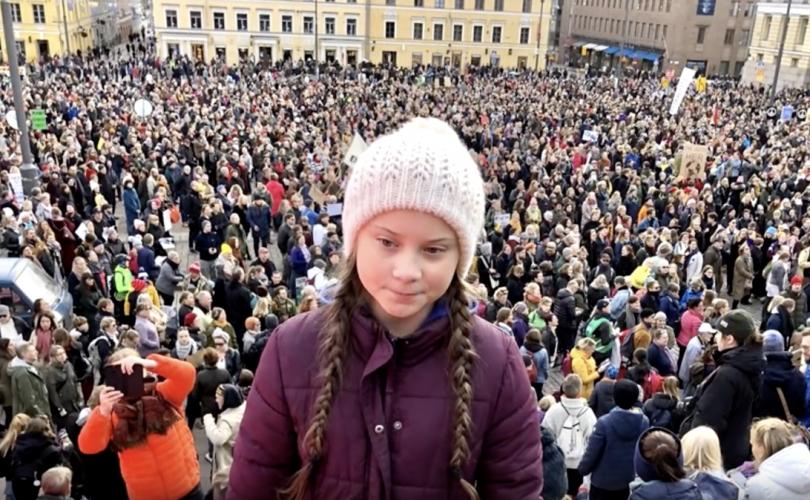 Сурагч охиныг Нобелийн шагналд нэр дэвшүүлжээ