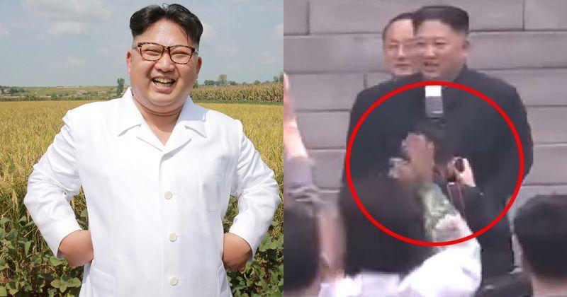 Ким Жон Ун хэт ойроос зураг авлаа хэмээн зурагчнаа халжээ