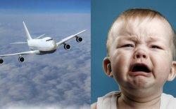 Нисэх буудал дээр хүүхдээ мартсан ээж онгоцыг буцаажээ