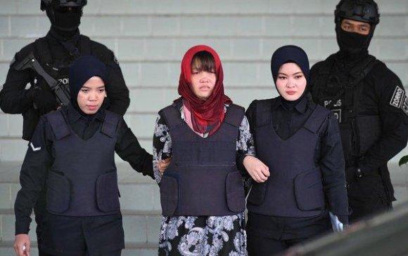 Ким Жон Намын аллагын сэжигтэн Вьетнам эмэгтэйг суллахгүй