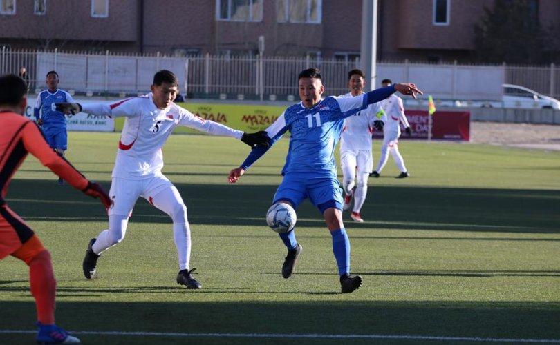 Монгол, Хонконгийн тоглолт болно