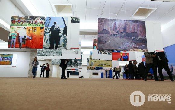Фото: Монголын гэрэл зургийн сурвалжлагчдын үзэсгэлэн нээгдлээ