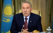 Казакстаны Ерөнхийлөгч Нурсултан Назарбаев огцорлоо