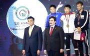 """""""U23"""" чөлөөт, сонгомол бөхийн Ази тивийн аварга шалгаруулах тэмцээн эхэллээ"""