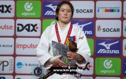 Монголын жүдочид алт, мөнгөн медаль хүртэв