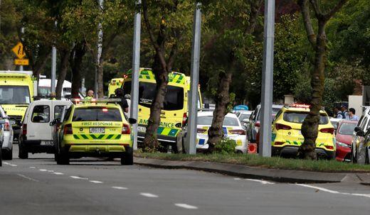 Шинэ Зеландад халдлага гарч, 40 хүн амиа алдав