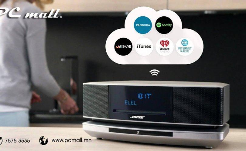 Bose Wave Soundtouch MS IV жинхэнэ төгс сонголт