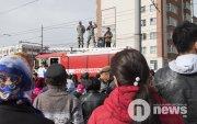 ФОТО: Нийслэлчүүд гамшгаас хамгаалах сургуулилалт хийлээ