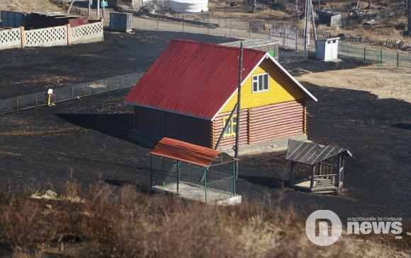 80 орчим айлын байшинг гал түймэрт өртөхөөс аварчээ