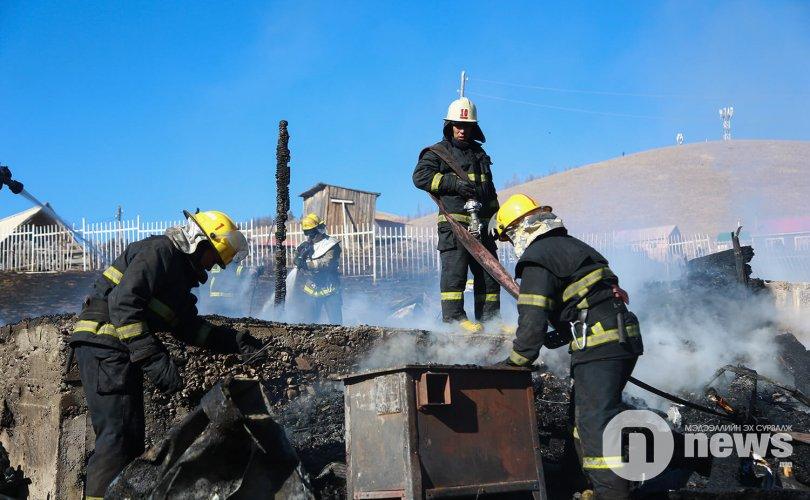 Он гарсаар түймрийн улмаас 24 хүн нас баржээ