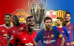 Тоглолтын өмнө: Манчестер Юнайтед-Барселона
