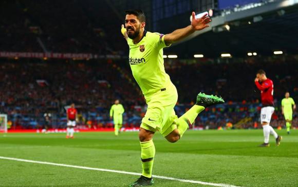 Барселона клуб Манчестер Юнайтедыг талбайд нь хожлоо