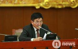 Ц.Нямдорж: Монголд шүүх гэж байхгүй болсон