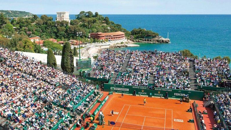 Монте-Карло мастерс хөшгөө нээлээ